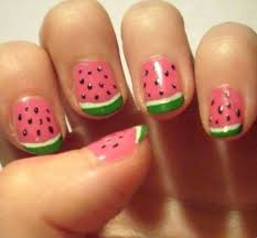 22 cute easy summer nail designs funyfashion