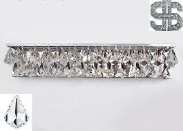 Crystal Bathroom Mirror Aliexpress Com Buy Sconce Light Wall Light Crystal K9 Modern