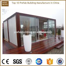 40ft prefabricated puerto rico luxury container house price
