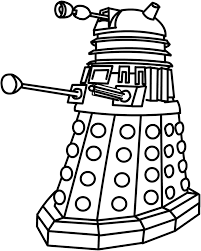 dalek clip art more from the2ndd kid art projects pinterest