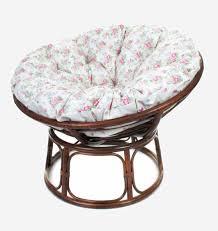 new modern metal papasan chair 6 19270