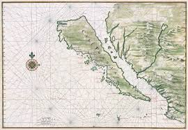 Santa Ana California Map Six Strange Maps Of California Kcet