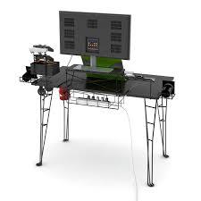 Cool Gaming Desks by Bedroom Endearing Best Gaming Desks High Ground Cool Gamer