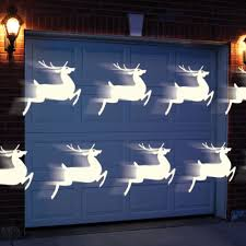 Projector Lights For Christmas by The All Occasion Light Display Projector Hammacher Schlemmer