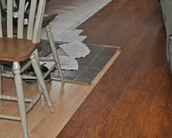 Floating Floor For Kitchen by Flooring Options For Mobile Homes