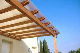 coperture tettoie in pvc emejing copertura terrazzo in policarbonato gallery modern home