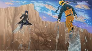 naruto sasuke shippuden art hd wallpaper anime