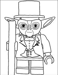 kidscolouringpages orgprint u0026 download lego man coloring pages