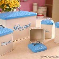 style kitchen canisters collectible metal kitchen canisters ebay