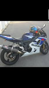 2005 gsxr anniversary motorcycles for sale