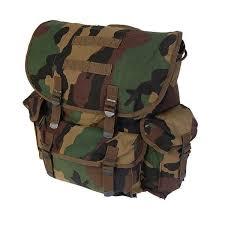 rucksack design nato style woodland camo rucksack keepshooting