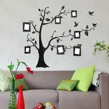 wall art decals decor black tree wall decor stickers art decals