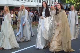 Lord Rings Halloween Costume Male Elves