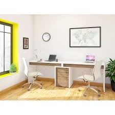 liber t home office kit with two reversible desk panels walmart com