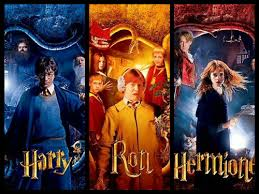 harry potter images harry ron hermione hd wallpaper