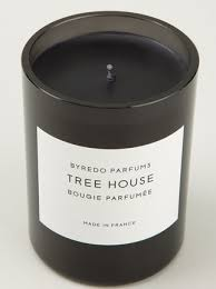 byredo tree house scented candle farfetch