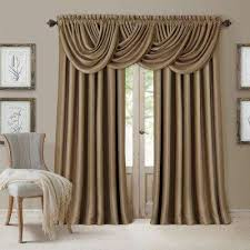 36 X 45 Curtains Blackout Curtains Drapes Window Treatments The Home Depot