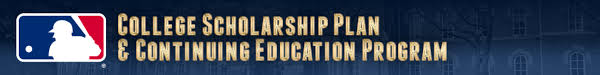 scholarship information mlb com official info