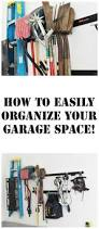 5 tips to organize your garage fast