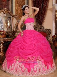 light pink quince dresses lovely hot pink quinceanera dress strapless organza beading