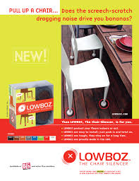 Patio Furniture Foot Pads by Lowboz The Chair Silencer