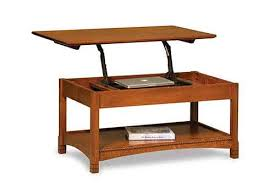 Amish Living Room Coffee Table  The Amish Market Amish Crafted - Lake furniture