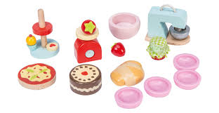 Dolls House Kitchen Furniture Doll U0027s House Furniture Make U0026 Bake Kitchen Accessories Gltc