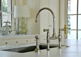bridge kitchen faucets bridge kitchen faucets my kitchen sink and faucet deck mount