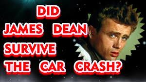 did james dean survive the car crash youtube