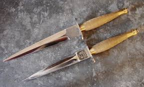 custom f s knives the fairbairn sykes fighting knives