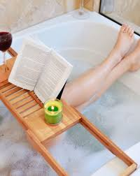 Tray For Bathtub Bathtub Caddy Tray Cool Gift Idea