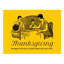 thanksgiving family postcards zazzle
