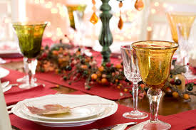 how to make thanksgiving table decorations