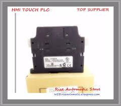 8di npn 6 do xc3 14r e plc programmable logic controller relay cpu