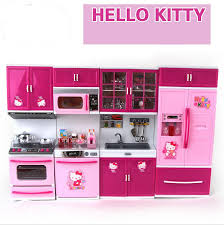 Kitchen Set Online Cheap Children U0027s Play Toy Gift Hello Kitty Series Baby