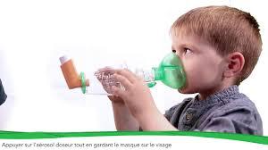 chambre d inhalation ventoline comment utiliser une chambre d inhalation tipshaler avec masque