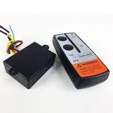 tuff stuff 12v wireless winch remote control kit tuff stuff