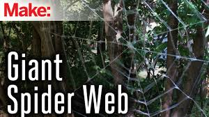 100 large spider web halloween decoration giant spider