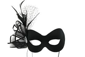 party mask black masquerade mask for women masquerade express