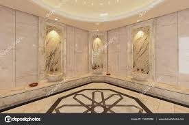 marble turkish hamam bath modern design u2014 stock photo sseven