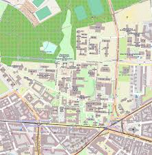 Und Campus Map File Kit Campus Sued Svg Wikimedia Commons