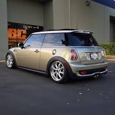 my u0027bagged r56 north american motoring