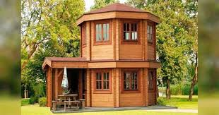 tiny house square footage adorable 272 square feet domed tiny house from barrett leisure for