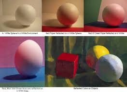 color studies part 3 the influences of the environment on color