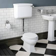 regency low level toilet inc luxury white mdf seat victoria