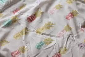 Primark Duvet Cover Pull Yourself Together Primark Pineapple Bedding Of Dreams