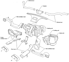 nissan frontier knock sensor bypass where is located the heater valve control for a nissan quest