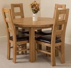 Dining Room Furniture Edmonton Edmonton Dining Set 4 Yale Chairs Oak Furniture King