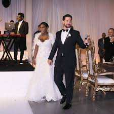 versace wedding dresses serena williams wore a second wedding dress that you need to see