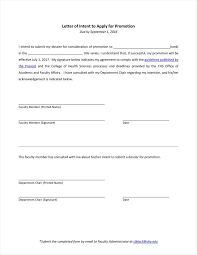 Doctoral Letter Of Intent by Academic Letter Of Intent Image Collections Letter Examples
